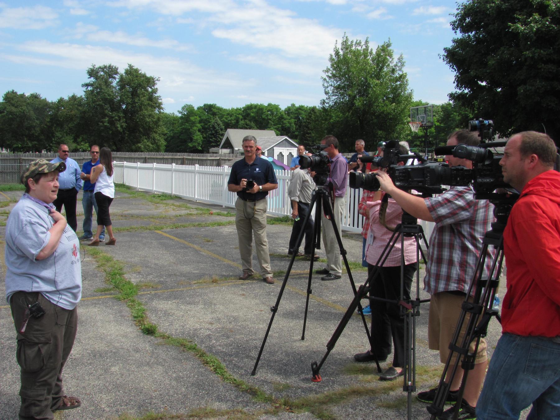 HiFive Development breaks ground 4 Paws Dayton Xenia Ohio