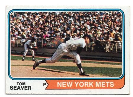 1974 Tom Seaver Topps #445