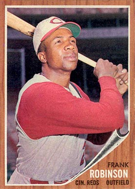 In 1962, Frank Robinson set the all-time #Cincinnati @Reds record for extra-base hits in a single season with 92.