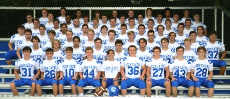 Covington Catholic Colonels 2017 varsity football