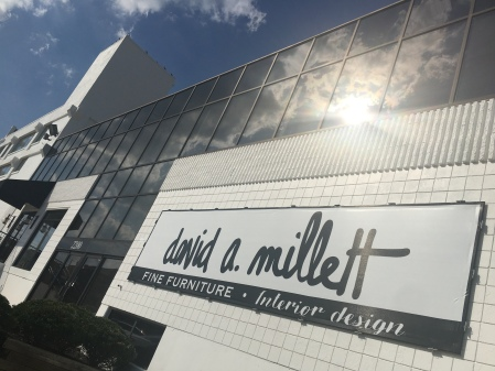 David Millett Design Center Showroom opens October 10 in Hyde Park