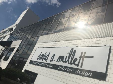 David Millett Design Center Showroom opens October 10 in Hyde Park