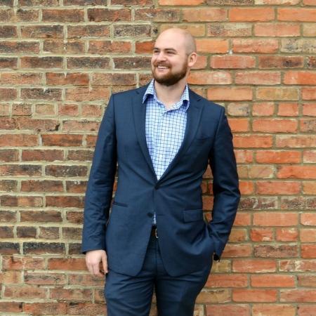 Alex Pantich cofounder Upshift